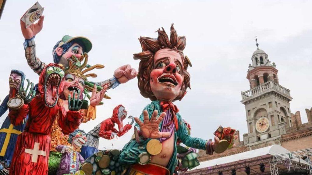 Il Carnevale di Cento tra folklore, divertimento, sport e cultura
