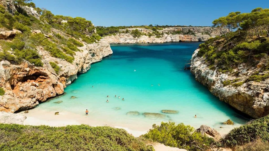 Viaggio all'estero per single a Palma de Maiorca