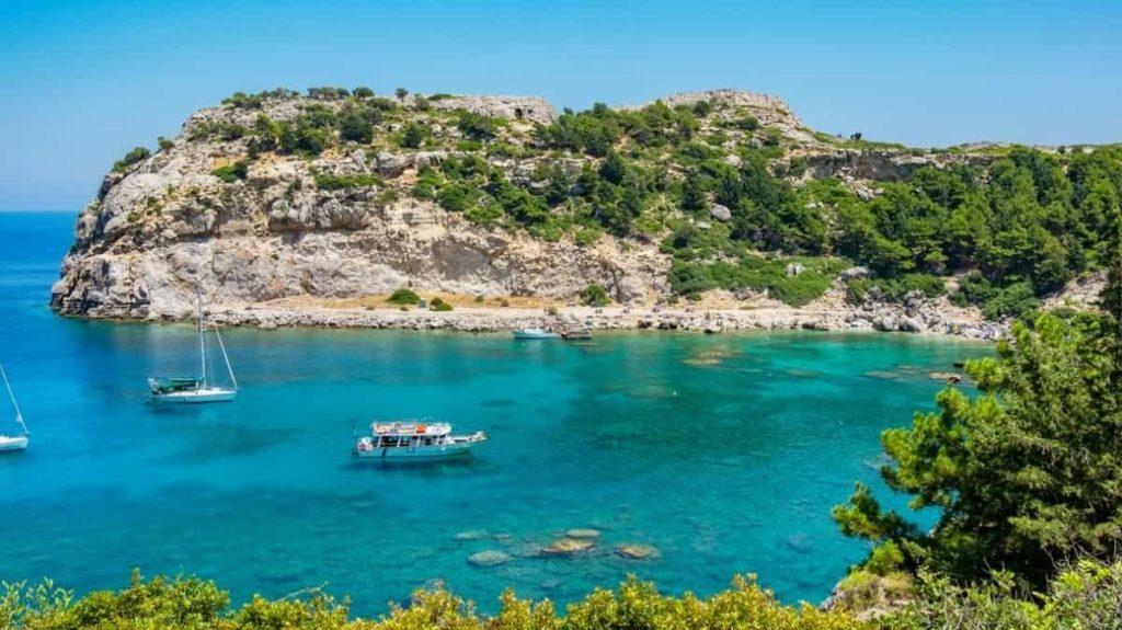 Il viaggio di gruppo per single in Grecia a Rodi, tra mare e cultura