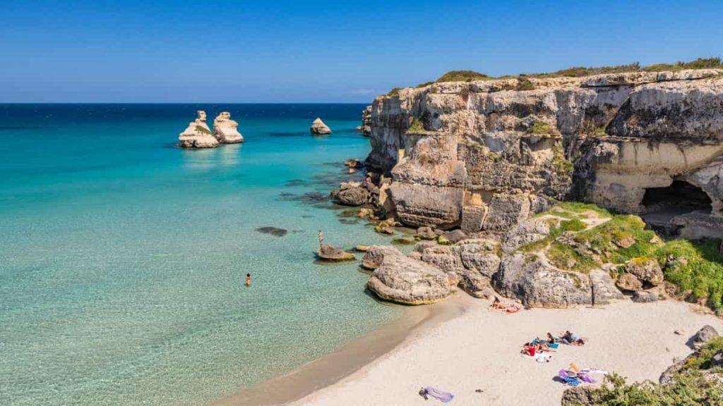 Il tuo viaggio di gruppo per single in Salento tra le bellezze naturali e scenari spettacolari