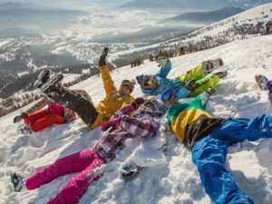 Weekend San Faustino 2020 sulla Neve