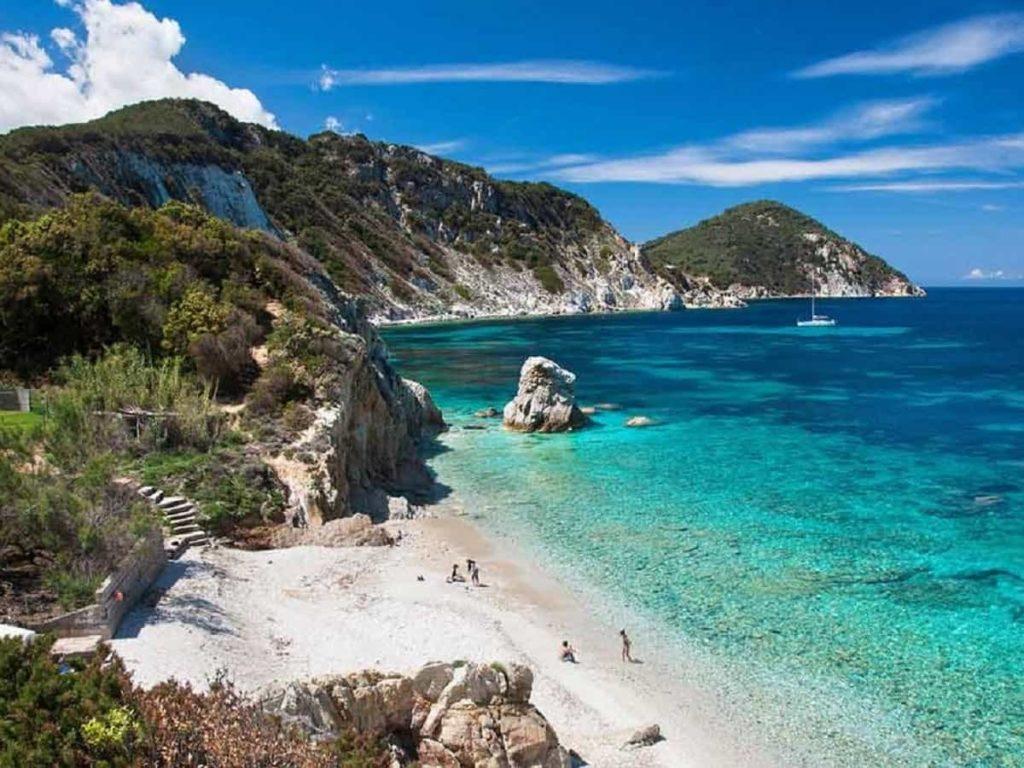 Settimana 30 Agosto - 6 Settembre all'Isola d'Elba per single