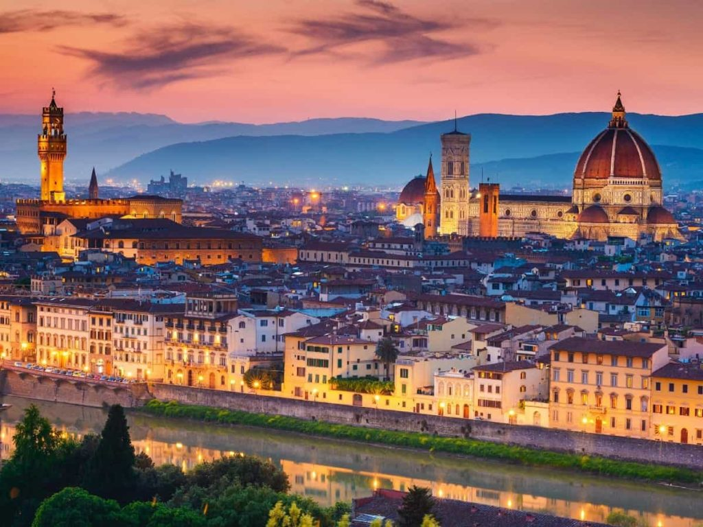 Weekend a Firenze per single